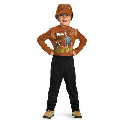 Tow Mater Costume - Small by Disguise]()