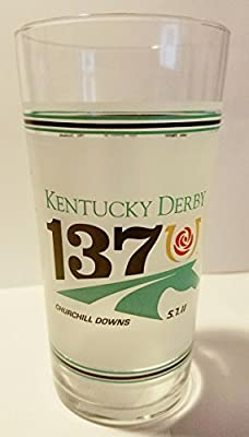 Kentucky Derby Official 137th Julep Derby Glass 2011 -- Churchill Downs