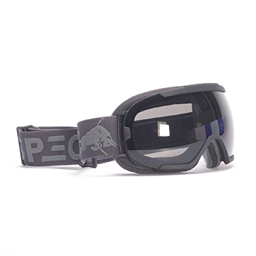 0a76bc6e4f Red Bull Shelter Goggle - Matte Black w  Black without Flash Lens