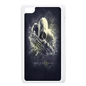 Assassin's Creed1 for Apple iPod Touch 4 Custom Phone Case AUJ284273