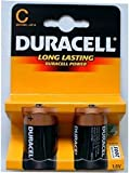 Duracell C-Cell Batteries