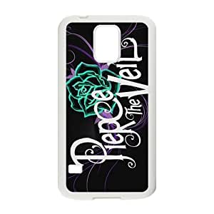 Malcolm Pierce The Veil Cell Phone Case for Samsung Galaxy S5