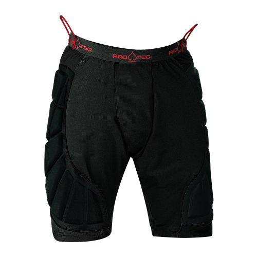 Protec Hip Pad Black Sz XL