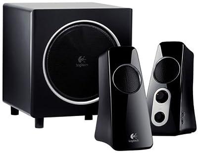 Logitech Speaker System Z523 Speaker System with Subwoofer