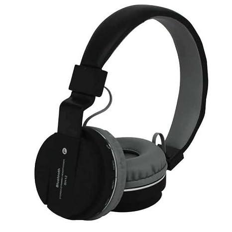 f4f12a7d6f6 TSV SH-12 Wireless Bluetooth Headphone Multi Functional: Amazon.in:  Electronics