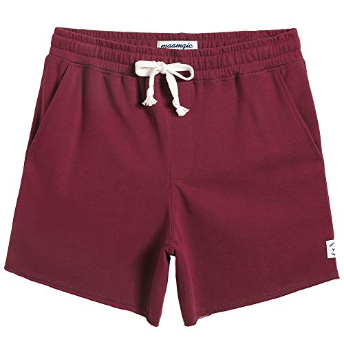 MaaMgic Mens Athletic Gym Shorts 5.5