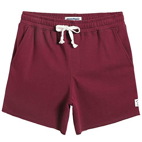 - MaaMgic Mens Athletic Gym Shorts 5.5