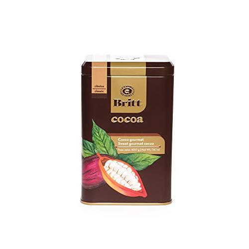 Cafe Britt Gourmet Hot Cocoa,14.1 Ounce Can ()