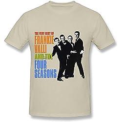 Frankie Valli The Four Seasons Tour 2016 T Shirt For Men