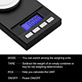 Kntiwiwo DIgital Milligram Scale 50g/0.001g