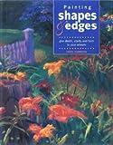 Painting Shapes and Edges, Hazel Harrison, 0891347356