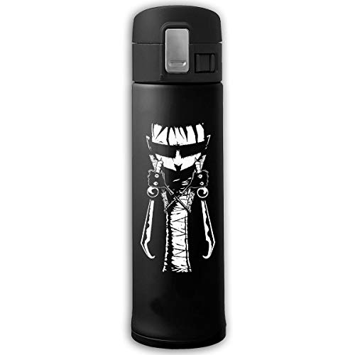 Eleanore Johnson Vacuum Cup Invader Zim Stainless Steel Insulated Vacuum Bounce Cover Thermos Cup Sports Insulated Tea Cup 500ml -