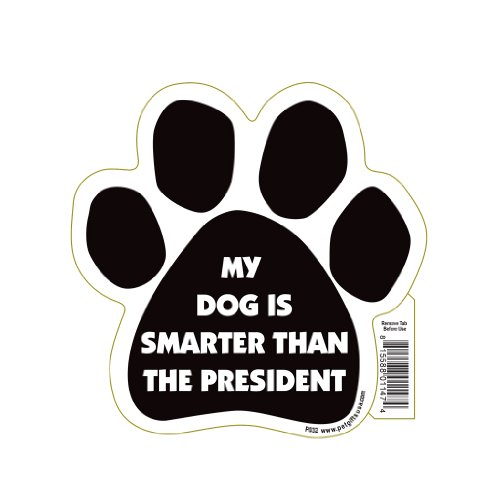 my-dog-is-smarter-than-the-president-paw-magnet