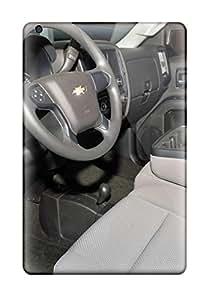 Hot 3466137I89089449 Snap-on 2015 Chevrolet Silverado Interior Photos Case Cover Skin Compatible With Ipad Mini