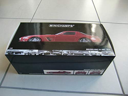 MINICHAMPS メルセデスベンツ SLS AMG 2010 1:18 B07SL6SSLQ