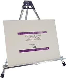 Pro Art Table Easel, Aluminum