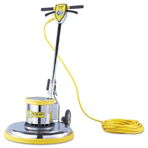 Mercury Floor Machines PRO-175-21 Floor Machine, 1.5hp - floor machine, power cord and documentation.