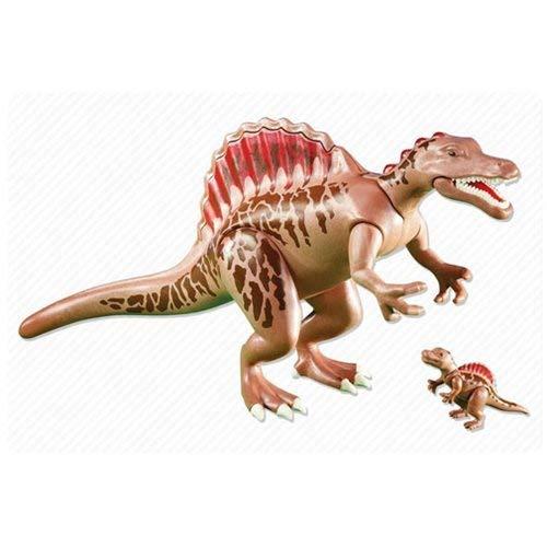 Spinosaurus met baby: Amazon.es: Juguetes y juegos