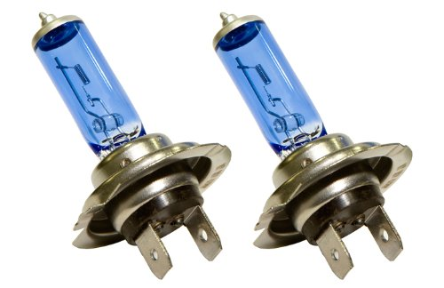 H7 100W x2 pcs High or Low or Fog Light Xenon HID White Direct Replace Bulbs (2004 Lexus Es330 Fog Lights compare prices)