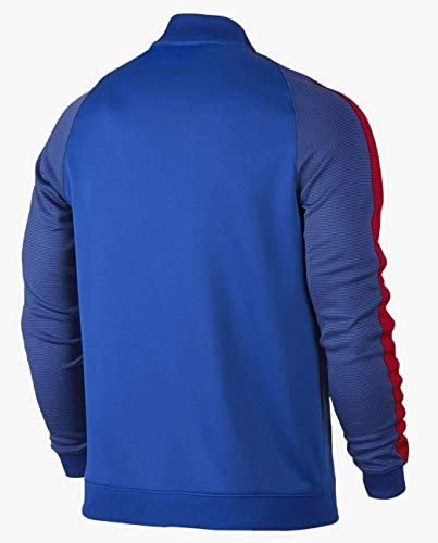 Los hombres del FC Barcelona N98 2016 – 2017 Anthem chaqueta de ...