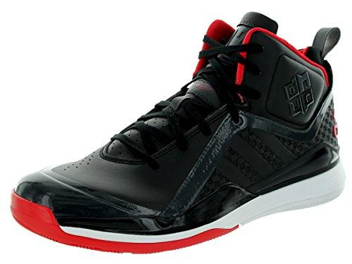 Adidas Männer D Howard 5 Basketballschuh Schwarz