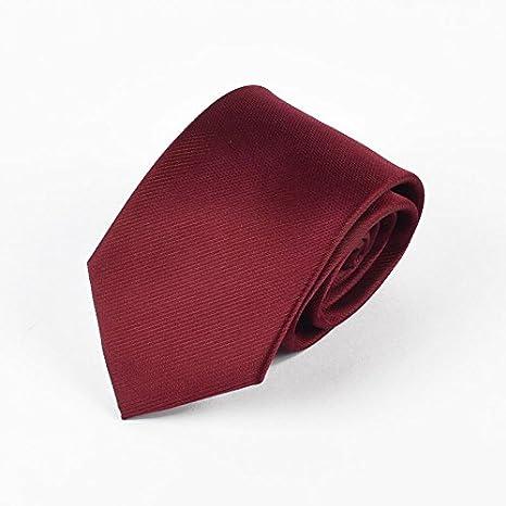 swall owuk Hombre Clásica corbata Jacquard Woven Hombres corbata ...
