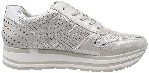 Damen 23717 Sneaker Comb Silber TOZZI Silver MARCO BqSwgfv5xn
