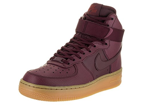 new products a9967 223fb Galleon - Nike Women s Air Force 1 Hi SE Night Maroon Night Maroon  Basketball Shoe 10 Women US