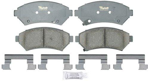 (Raybestos ATD699C Advanced Technology Ceramic Disc Brake Pad)