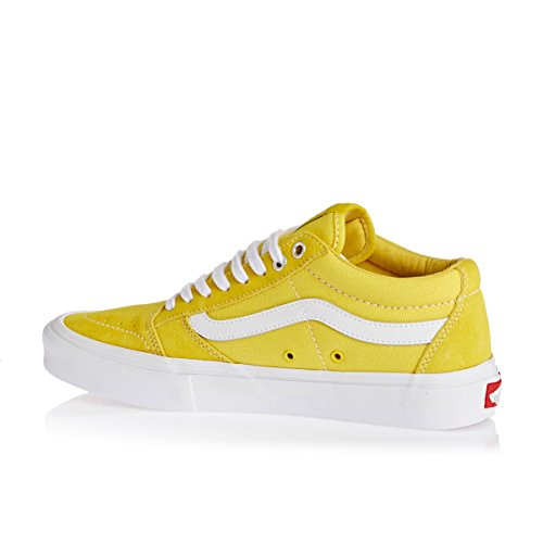 Vans Pro Skate Shoes Pro Skate TNT SG Sh. Maize/White