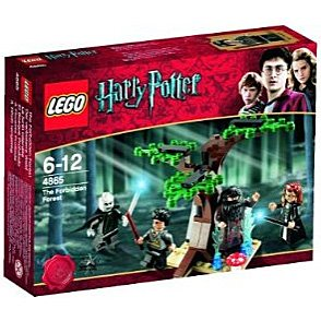 Forest: (Harry Potter LEGO blocks) Forbidden LEGO Harry Potter (japan import)
