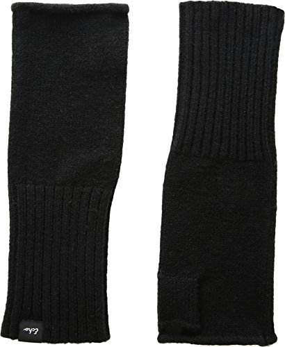 - Echo Design Women's Active Stretch Fingerless Glove Echo Black One Size