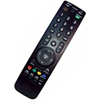 Replaced Remote Control Compatible for LG 26LD322H AKB69680439 42PQ30 Z50PJ240 47LH40 42LF11UA HDTV TV