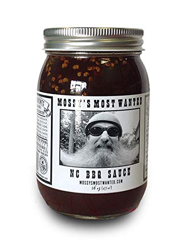 Mossy's Most Wanted NC BBQ Sauce (Best Eastern Nc Bbq)