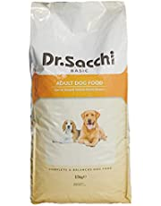 Dr.Sacchi Basic Chicken Yetişkin Köpek Maması, 15 kg
