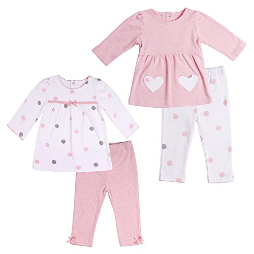 Twin Outfit Baby Girls' Clothing Set 18-24 Month