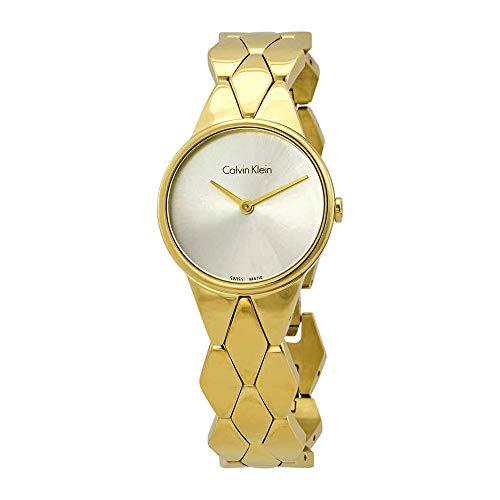 Calvin Klein Snake Watch K6E23546 (Watch Snake)