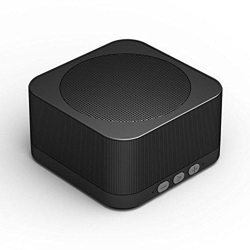 KINGWorld Ultra Portable Bluetooth Speaker V4.0 Loudest Wireless Speakers with HD Audio Sound,Built in