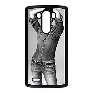LG G3 Cell Phone Case Covers Black Nena TKG