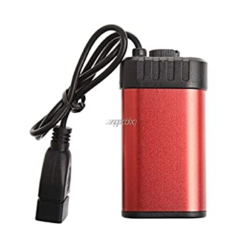 best service 63a42 67cf4 Amazon.com: Waterproof 5V USB Portable 4X AA Battery Charger Holder ...