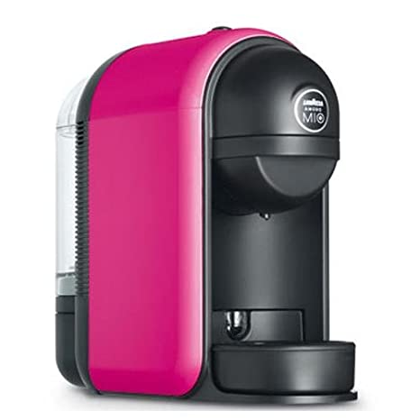 Lavazza Minù Independiente Manual Máquina de café en cápsulas 0.5L Rosa - Cafetera (Independiente