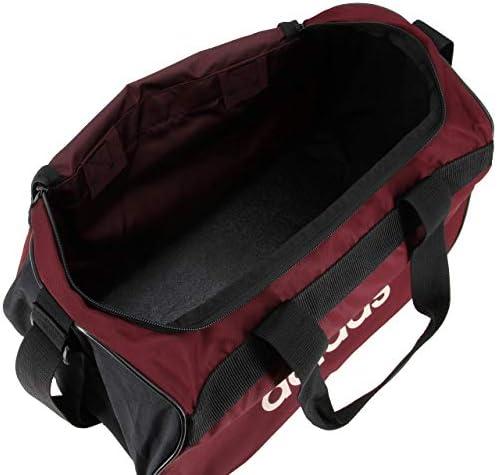 adidas Unisex Diablo Small Duffel Bag, Mercury Grey, ONE SIZE