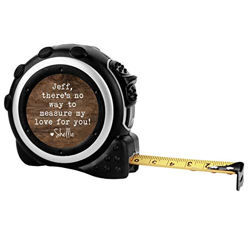 (Father's Day Personalized Tape Measure)
