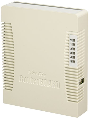 Mikrotik RB951G-2HND 5-Port Gigabit Wireless AP 1000mW by Mikrotik