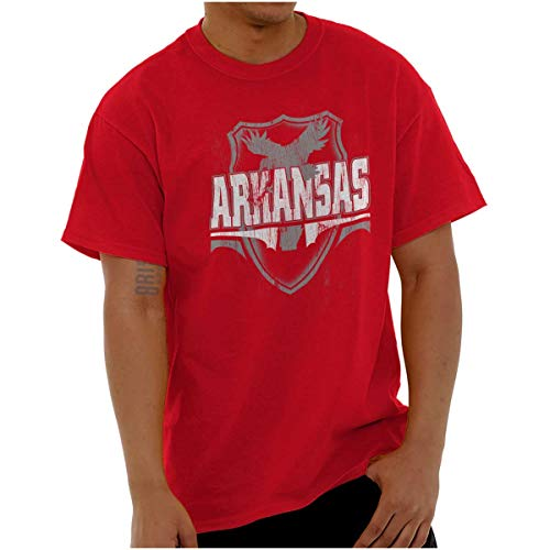 (Arkansas The Natural State Game Day Gift T Shirt Tee)