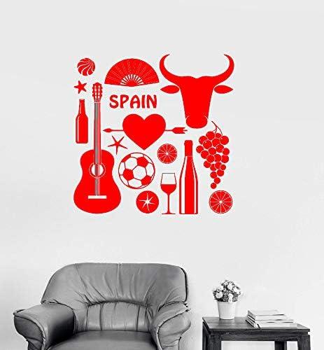 guijiumai Vinilo Vinilo España España Flamenco Tauromaquia Alcohol ...
