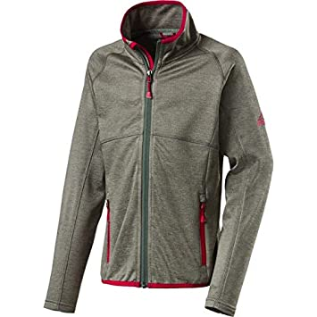Mckinley Sports En Polaire Luca Winemelange Red Veste rwxYpnrFRq