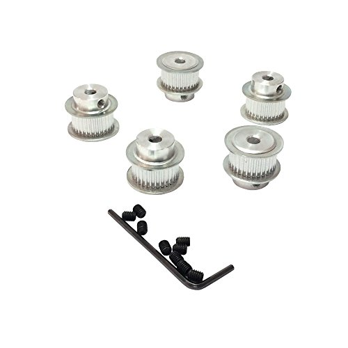 Timing Belt Pulley Price : Bemonoc d printer gt t mm wheel pulley