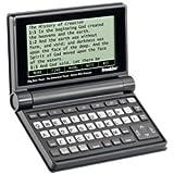 Franklin BIB-475 Electronic parallel KJV and NIV Bible with Holman Bible Dictionary