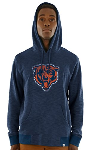 chicago bears hooded sweatshirt - 5
